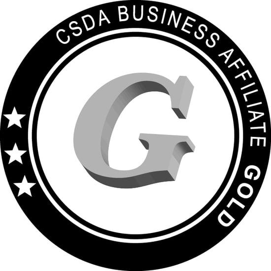CSDA Gold Business Affiliate Seal
